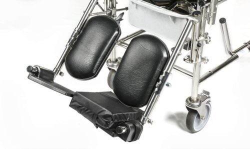 מגביה רגלית לכיסא רחצה
