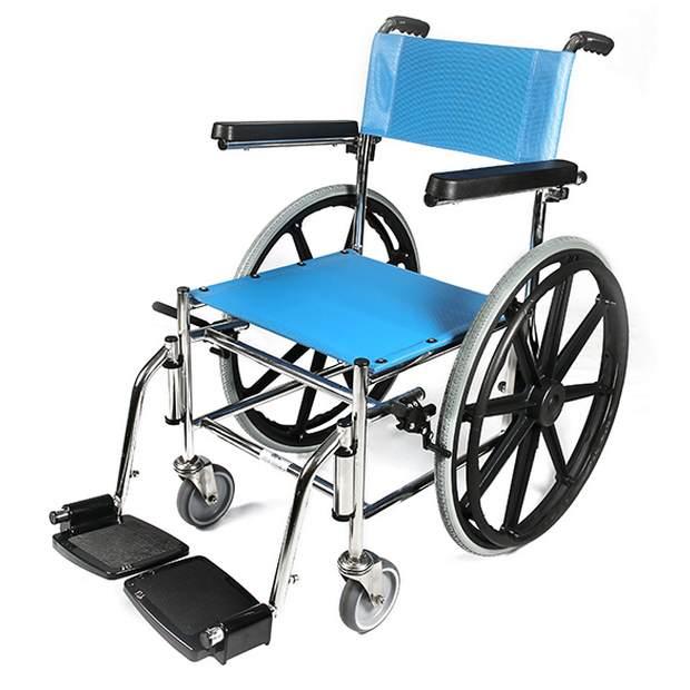 כיסא גלגלים לרחצה