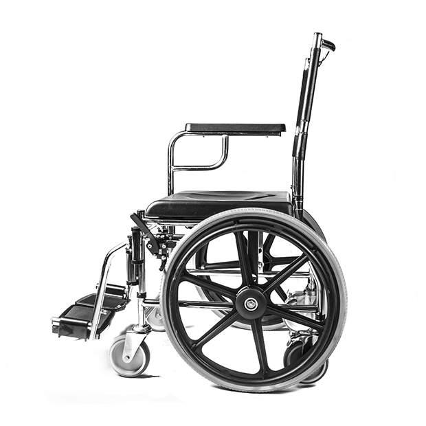 כיסא שירותים ורחצה לנשיאה במזוודה - כיסא חופש