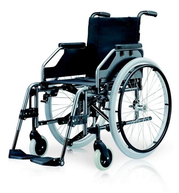כיסא גלגלים Basic
