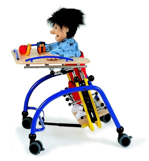 עמידון דונדולינו, עמידון אקטיבי לילדים