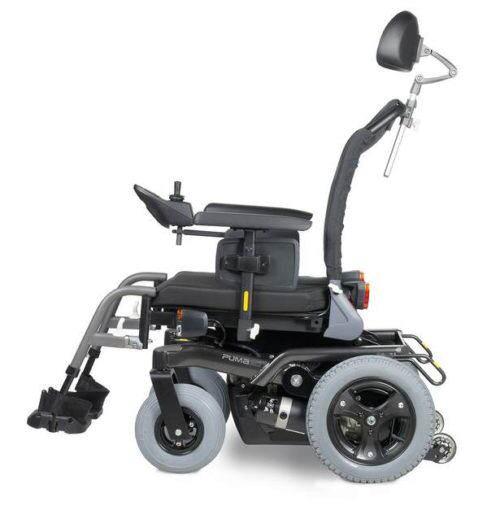 כיסאות גלגלים ממונעים חשמליים