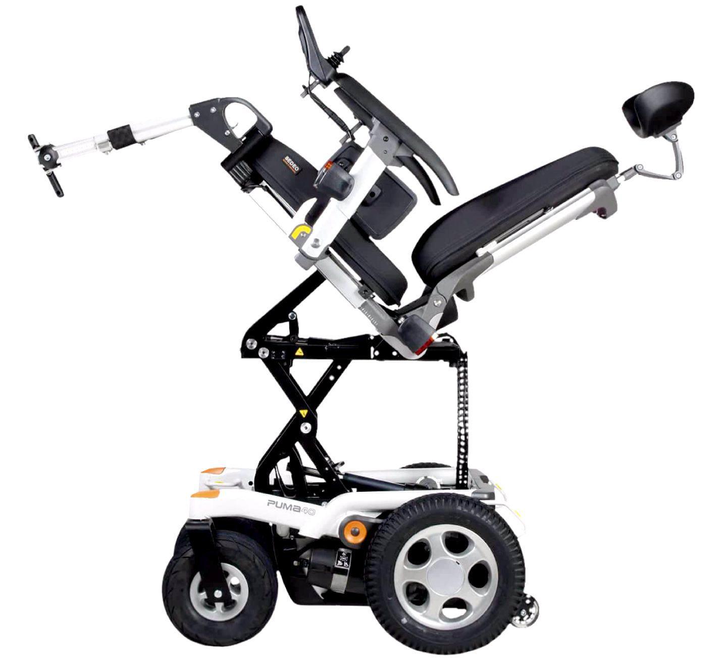 כיסא גלגלים ממונע סופר פומה