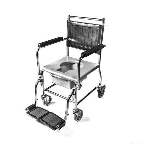 כיסא שירותים ורחצה לנכה